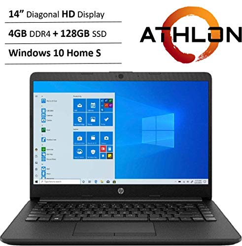 🥇 Newest HP 14″ HD WLED Backlit High Performance Business Laptop