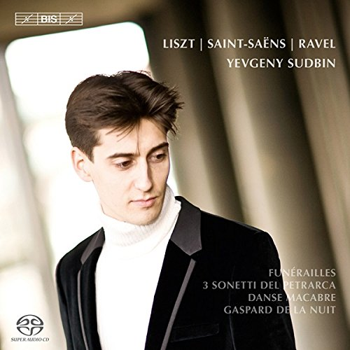 SACD : Yevgeny Sudbin - Yevgeny Sudbin Plays Liszt & Ravel & Saint-saens (Hybrid SACD)