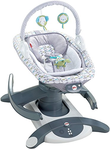 Fisher-Price 4-in-1 Rock 'n Glid...
