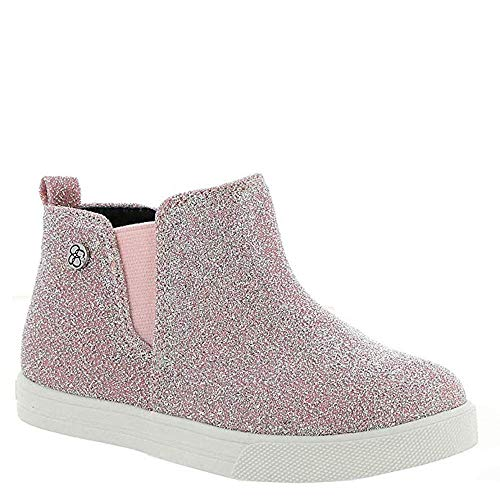 Jessica Simpson Baby Girl Falco-T Pull On Ankle High, Pink, Size 7 M Us ()