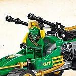 LEGO-NINJAGO-Fuoristrada-della-Giungla-con-Minifigura-di-Lloyd-Set-da-Costruzione-Torneo-degli-Elementi-71700