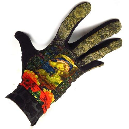 [リリーの宝 (Les Tresors De Lily)] (Marushka コレクション) [K5775] 手袋 マルチカラー