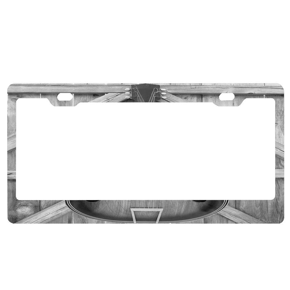 Aluminum Metal License Plate Cover Licenses Plate Covers for Vehicles