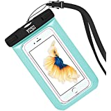 ✪ LIFETIME WARRANTY ✪ YOSH® Universal Waterproof Case Bag for Apple iPhone 6s, 6 Plus, Samsung Galaxy S6 Edge....