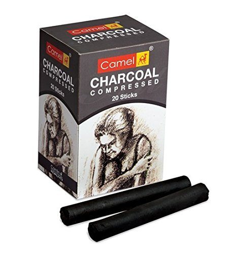 Camel Compressed Charcoal Sticks by Camel
