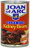 joan of arc chili beans - Joan of Arc Beans, Dark Red Kidney Beans, 15.5 Ounce (Pack of 12)