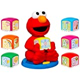 Sesame Street Elmo's Find & Learn Alphabet Blocks