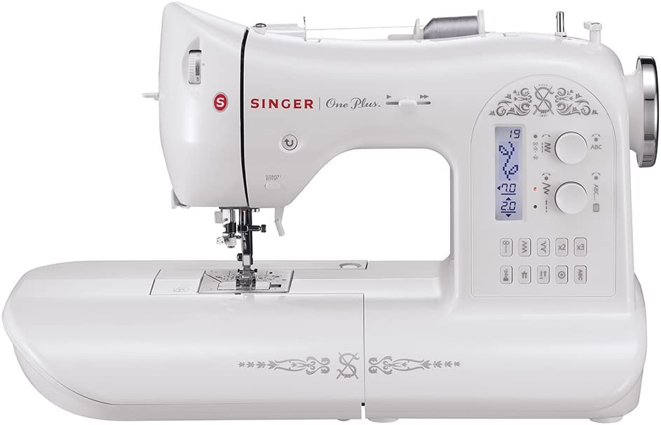 Singer 4996856111150 - Máquina de Coser One Plus: Amazon.es: Hogar
