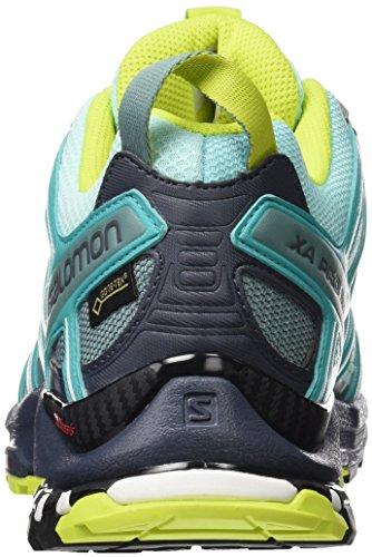 P Corsa Scarpe 3d Pro Blu Trail Mehrfarbig Sintetico Da Salomon Tessuto Nero Delle Ombre Donne Lime Xa Gtx ablue n0UzwAxAq