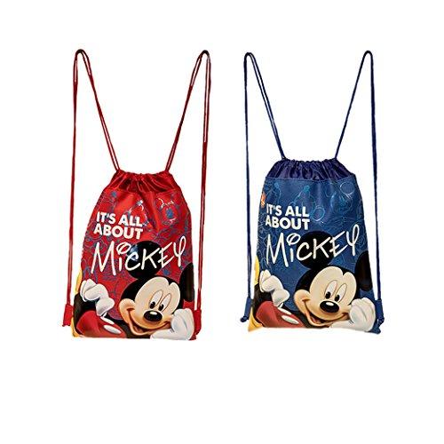 Disney Mickey Mouse Drawstring Backpacks product image
