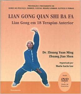 Lian Gong Qian Shi Ba Fa (Em Portuguese do Brasil): Amazon ...