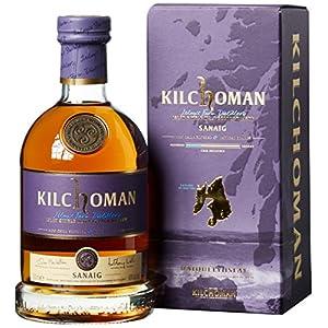 Kilchoman Sanaig Single Malt Whisky (1 x 0.7 l)