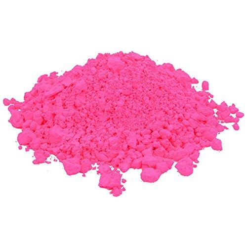 Premium 1 Oz NEON PINK Mica Pigment Powder Liquid Gold Soap