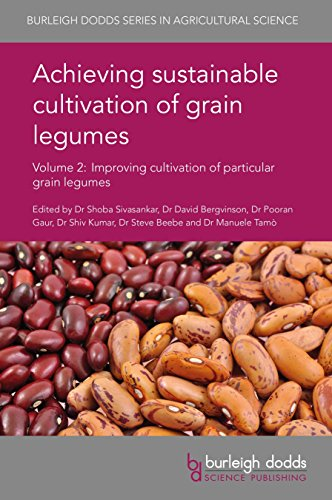 Achieving sustainable cultivation of grain legumes Volume 2: Improving cultivation of particular grain legumes (Burleigh Dodds Series in Agricultural Science) - Hendrix Boot
