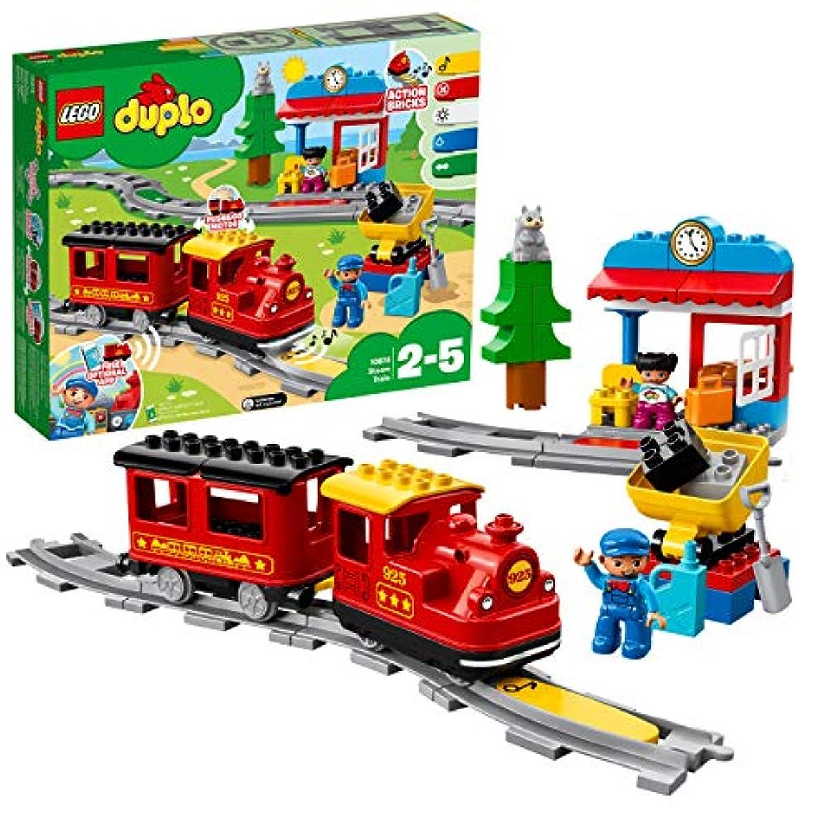 [해외] 레고(LEGO)듀플로 그마이스터 (meister) 차장씨! 하 GO기관차 디럭스 10874