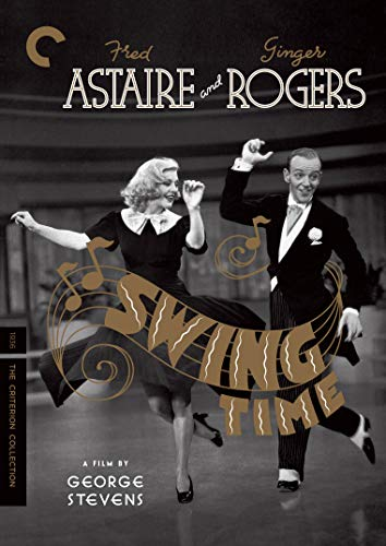 Swing Time Criterion Collection Astaire product image