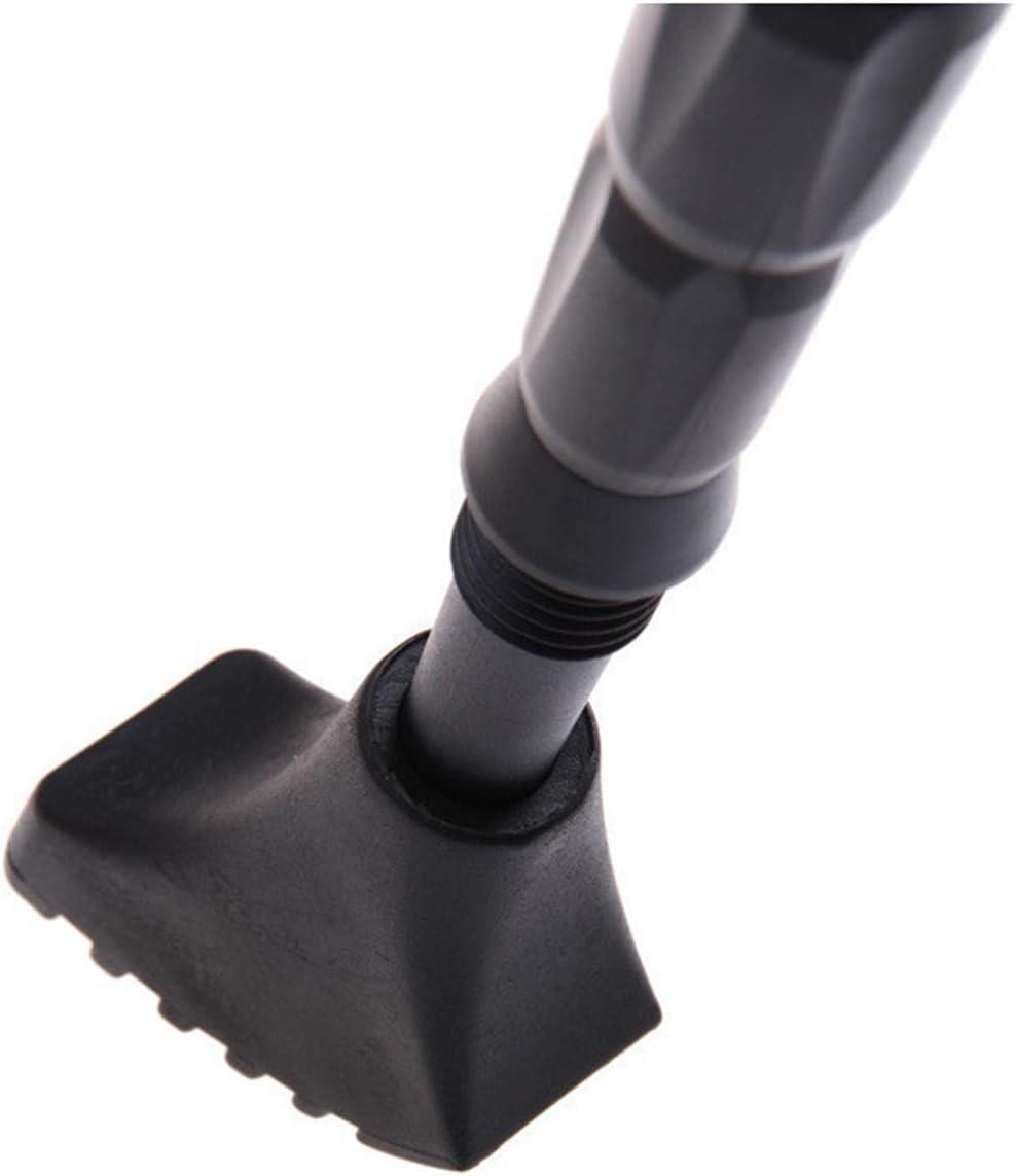 Juego de 8 puntas de goma para bast/ón de senderismo N\A para bast/ón de senderismo