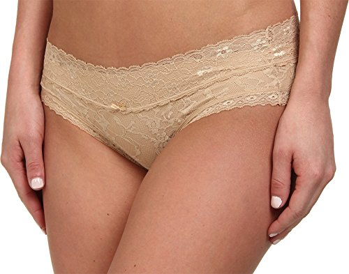 Sheer Lace Bikini Panty - 9