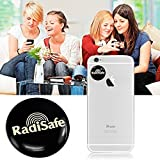 HealthNFitness - 1 Quantum EMF Radiation Harmonizer Protector Shield - Reduce Electro Magnetic Field (EMF) Anti-Radiation, Anti-Heat, Baby Protection - All Phones & Tablets, No Signal Interference.