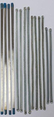 Luvsecretlingerie 20 Double Steel Boned Waist Training Leather Overbust Corset Of67m