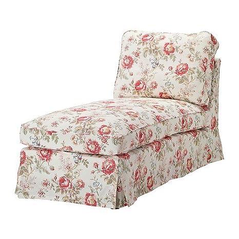 Amazon.com: IKEA EKTORP – Cubierta chaise Slipcover Byvik ...