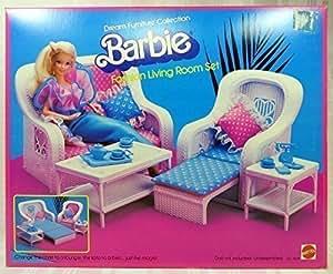 1983 barbie fashion living room set barbie - Barbie living room dress up games ...