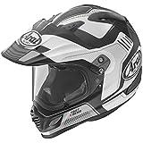 Arai Helmets XD4 Vision Helmet (Vision White Frost, Large)
