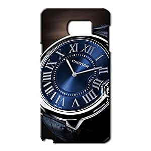 Cartier Watch Back Cover For Samsung Galaxy Note 5 3D Hard Plastic Case