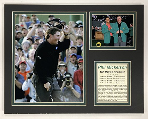 Legends Never Die Phil Mickelson - 2006 Masters Champion - 11