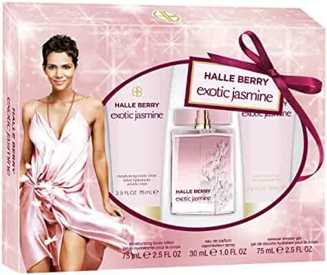 Halle Berry Exotic Jasmine 3 Piece Fragrance Set