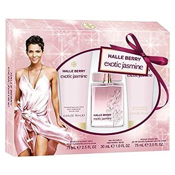 Halle Berry Exotic Jasmine 3 Piece Fragrance Set