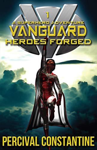 Page Cappuccino Counter - Vanguard: Heroes Forged: A Superhero Adventure (Vanguard Superhero Series Book 1)