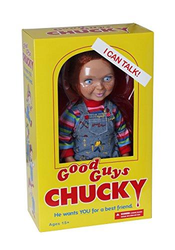Glenn Halloween Costumes Walking Dead - Mezco Toyz Chucky 15