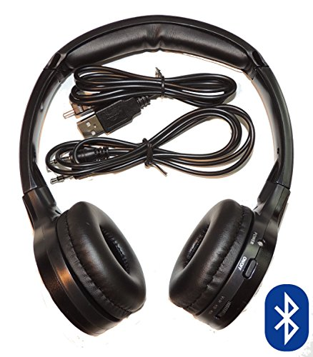 KID SIZE Bluetooth Headphones Wireless and Wired Autotain Cl