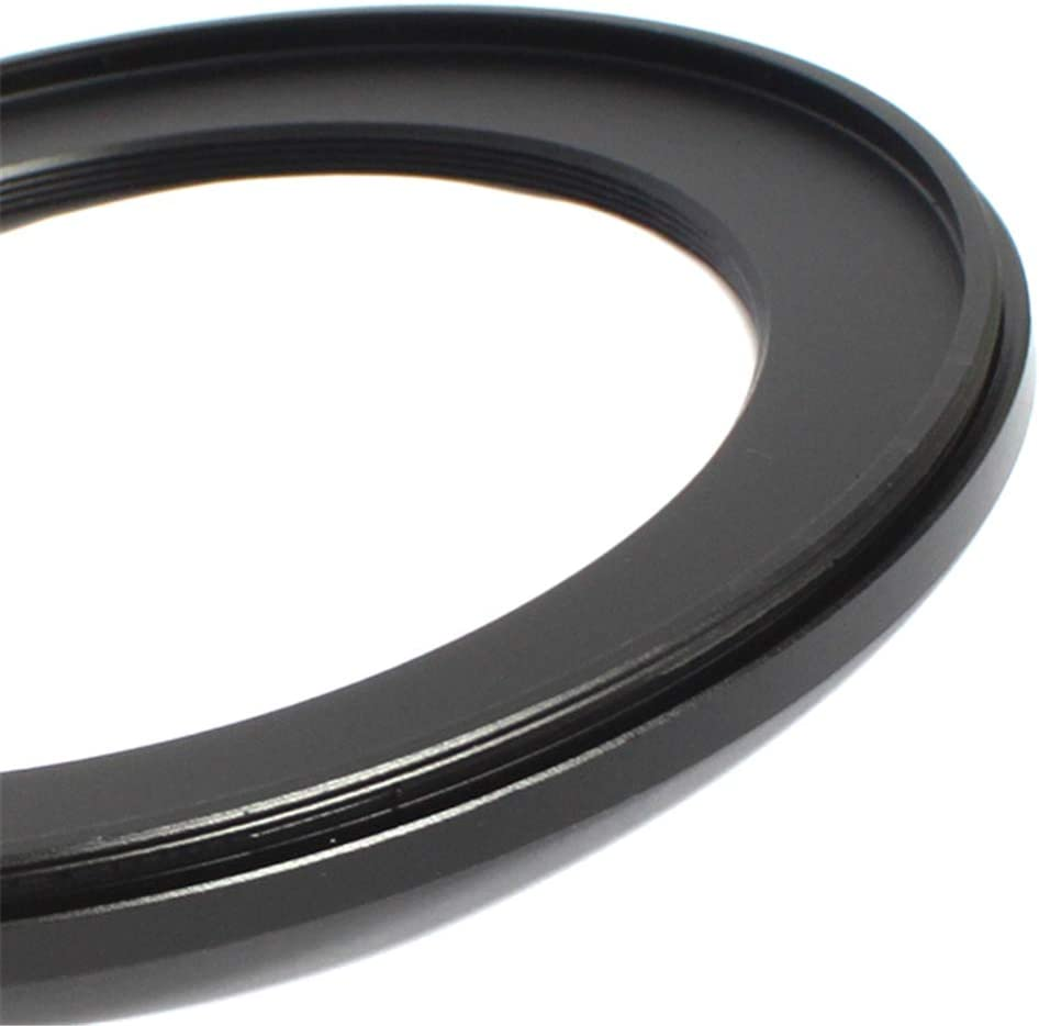 57mm-55mm Pixco 57mm-55mm Reverse Adapter Lens Reversing Ring Step-down Metal Filter Adapter Ring 57mm Lens to 55mm Accessory