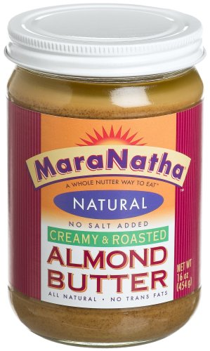 Maranatha Roasted Almond Butter - Maranatha, Almond Butter Creamy Roasted, 16 Ounce