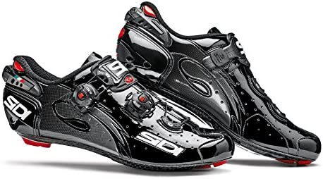 Zapatos Ruta Wire Vernis 2016 Ciclismo SIDI Negro Brillante 38: Amazon.es: Ropa y accesorios