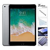 Apple iPad Mini 4 128GB W/Saiborie 49.99 Value Accessories, 7.9' Retina Display, 2GB RAM, Dual-Core A8 Chip, Quad-Core Graphics, Wi-Fi, MIMO, Bluetooth, Apple iOS 9 (Space Gray)