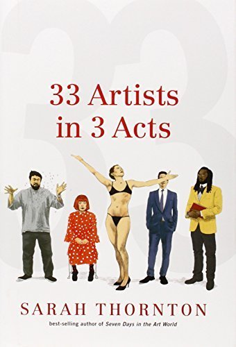 33 artists in 3 acts - 2