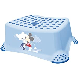 Plastorex Marche-pieds Antidérapants Décor - Disney Mickey