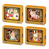 Kabaya Candy Toys Usavich collection all four set