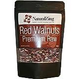 Red Walnut Halves (Raw, Organic) 8 oz