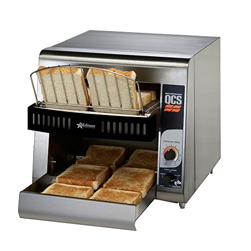Star QCS1-350 Compact Conveyor Toaster with 1.5'' Opening by Star
