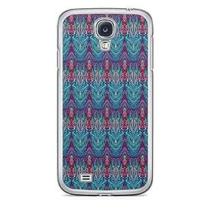 Hairs Samsung Galaxy S4 Transparent Edge Case - Design 16
