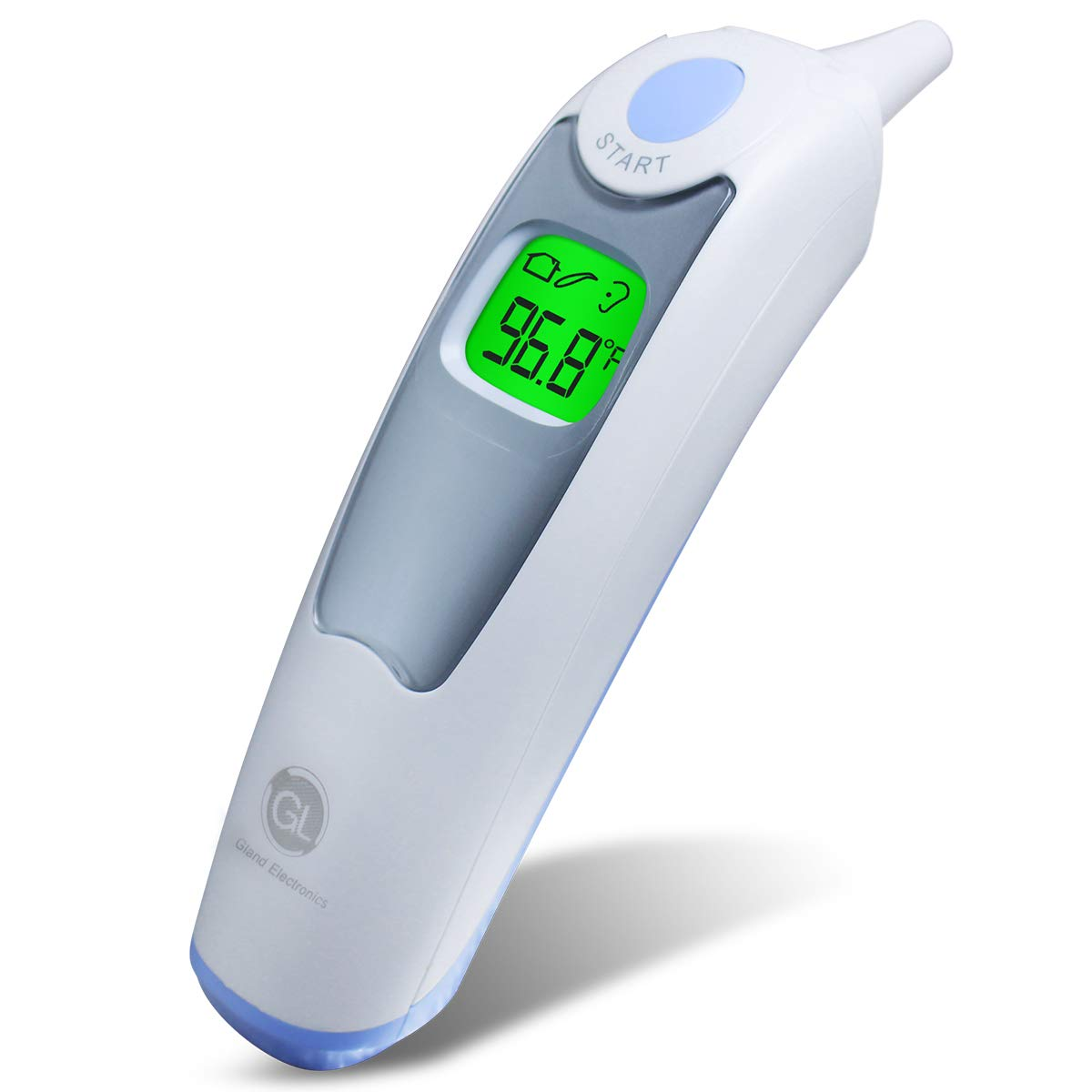 Baby Ear Thermometer for Fever Gland Medical Digital Ear Thermometer for Baby, Infants,Toddlers, and Adults FDA Approved