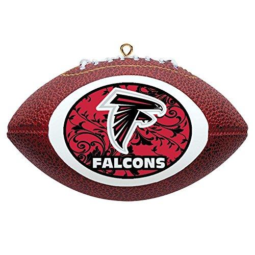NFL Atlanta Falcons Football Ornament