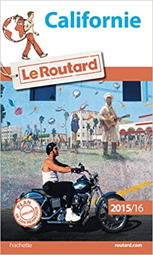 Book Guide du Routard Californie 2015