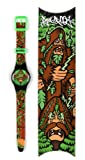 "Bigfoot ""100,000 Years"" - ARTIST SERIES WRIST WATCH"