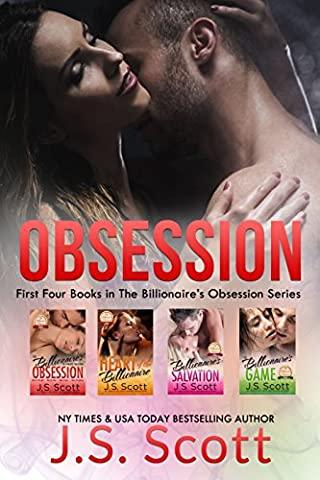 Obsession: First Four Books In The Billionaire's Obsession Series - S&w Leather Saddle