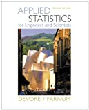 img - for Applied Statistics for Engineers and Scientists (with CD-ROM) book / textbook / text book